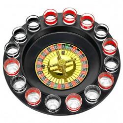 Drinking roulette παιχνίδι με σφηνάκια