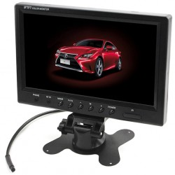 "9"" TFT LCD Color 800x480 Car Monitor"