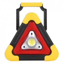 Φωτειζόμενο τρίγωνο ασφαλείας WH-6609