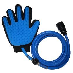 Λάστιχο με γάντι καθαρισμού για πλύσιμο κατοικίδιων - Pet Bathing Massaging Tool