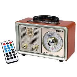 Φορητό ηχοσύστημα M110BT - Kόκκινο/Ασημί
