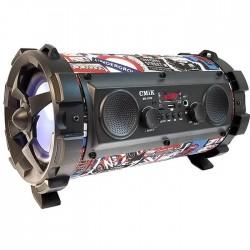 Φορητό ηχείο BT/ LED/USB/SD/AUX/FM/Mic MK-2009