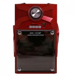 Φορητό ηχείο BT JKX-103BT Κόκκινο