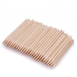 Ξυλάκια μανικιούρ-πεντικιούρ για τα πετσάκια - 10τμχ