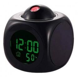 Ψηφιακό ρολόι με projector DOL-2028
