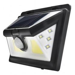 Ηλιακό Φωτιστικό LED COB + SMD με Ανιχνευτή Κίνησης 1828B