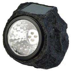 Ηλιακό φωτιστικό σε σχήμα πέτρας με 4 LED - Outdoor Soral Light