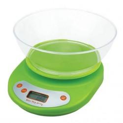 Ηλεκτρονική ψηφιακή ζυγαριά κουζίνας 0.1Kg - 5Kg με μπολ PWC-816