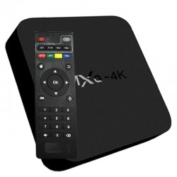 MXQ-4K TV Box 2GB RAM 16GB OEM