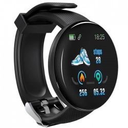 Smartwatch D18 Μαύρο OEM