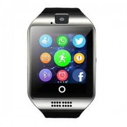 Smartwatch Q18 Ασημί OEM