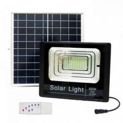 Ηλιακός προβολέας αδιάβροχος εξωτερικού χώρου 60W Solar light 8860