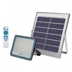 Ηλιακός προβολέας αδιάβροχος εξωτερικού χώρου 100W Solar light FB-8800