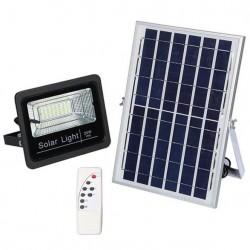 Ηλιακός προβολέας αδιάβροχος εξωτερικού χώρου 25W Solar light 8825