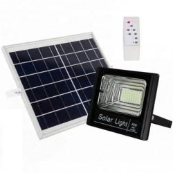Ηλιακός προβολέας αδιάβροχος εξωτερικού χώρου 40W Solar light 8840