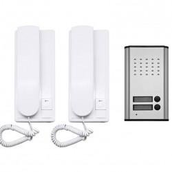 Θυροτηλέφωνο με 2 x ακουστικά, κουδούνια RL-3208AA OEM