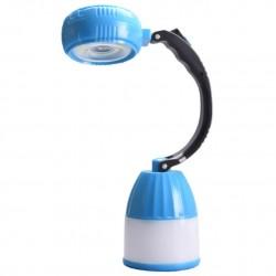 COB LED 2 σε 1 Ηλιακός φακός-φωτιστικό YX-5666