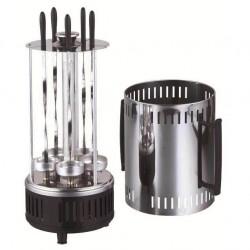 Ηλεκτρική ψησταριά για σουβλάκια & κεμπαμπ 1000W OEM