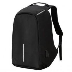 Τσάντα πλάτης αδιάβροχη με θύρα USB Anti-Theft Backpack Μαύρο