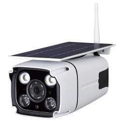 Ασύρματη ηλιακή κάμερα ασφαλείας IP67 Εξωτερική 1080P 2.0MP YN-88 wifi