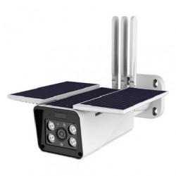 Ασύρματη ηλιακή κάμερα ασφαλείας IP67 Εξωτερική 1080P 2.0MP YN-99 wifi
