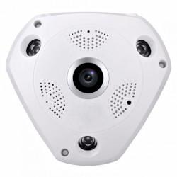 VR 3D led IP Wifi Πανοραμική Camera