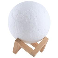 3D moon light αφής-mulitcolor 15 εκ.