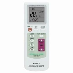 Universal Τηλεχειριστήριο κλιματιστικών KT-100AII
