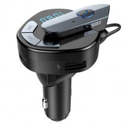 Car kit mp3 player με ΒΤ ακουστικό V8