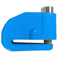 Λουκέτο δισκόφρενου με συναγερμό 110DB - LK603 Μπλε