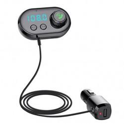 Φορτιστής αυτοκινήτου BT, Handsfree, USB, MP3 Playe, Car Aroma - Q16