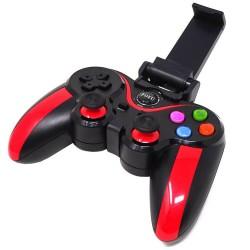 Ασύρματο χειριστήριο Bluetooth Gamepad VA-013 Κόκκινο