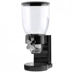 Διπλό δοχείο αποθήκευσης δημητριακών - 500ml x 2 - Λευκό