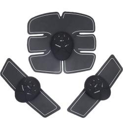 Σετ 3 συσκευών εκγύμνασης με δονήσεις για όλο το σώμα