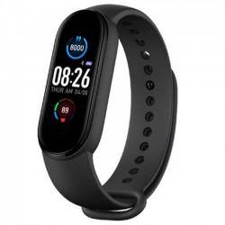 Smart bracelet bluetooth smartwatch με καταγραφή βημάτων, ύπνου & καρδιακών παλμών - ΟΕΜ M5