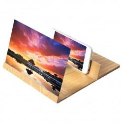 "3D 12"" Μεγεθυντικός φακός για smartphone"