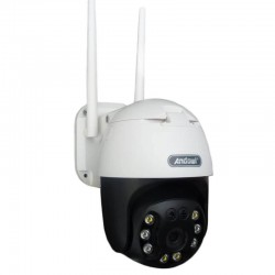 Ασύρματη κάμερα ασφαλείας IP 1080p αδιάβροχη με ανιχνευτή κίνησης