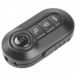 Κρυφή κάμερα μπρελόκ συναγερμού αυτοκινήτου Full HD 1080p Mini DVR Keychain Spy