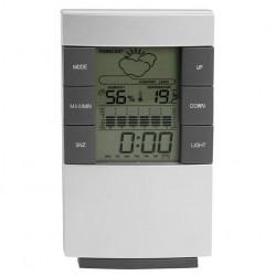 Ρολόι ξυπνητήρι, μετεωρολογικός σταθμός DS-3210