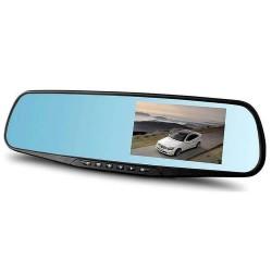 """Καθρέφτης αυτοκινήτου με δύο HD DVR κάμερες και TFT LCD οθόνη 4.3"""""""