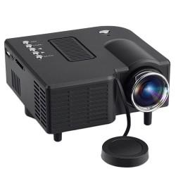 A-Z308 Mini Led Projector HDMI/SD/USB/AV/VGA