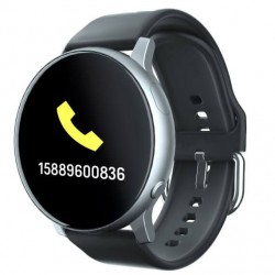 Smart Bracelet S2 Μαύρο