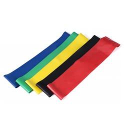 Σετ με λάστιχα αντίστασης 5 επιπέδων - Exercise Resistance Belt