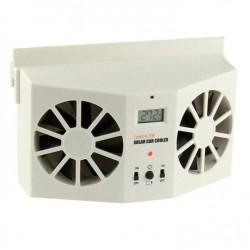 Ηλιακός ανεμιστήρας αυτοκινήτου MX-8802 Λευκό