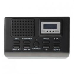 Ψηφιακό σύστημα καταγραφής τηλεφωνικών κλήσεων - Κοριός για σταθερό τηλέφωνο KSD-268