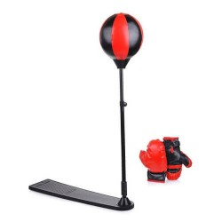 Σάκος του μποξ επιδαπέδιος - Punching Ball Set