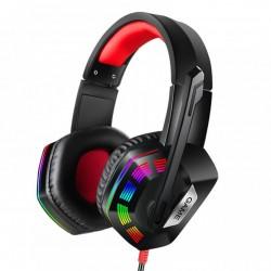Ακουστικά Gaming Andowl Q-E6 με RGB φωτισμό