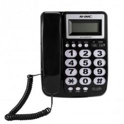 Τηλέφωνο με μεγάλα γράμματα KX-T2025CID