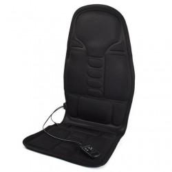 Θερμαινόμενο κάθισμα μασάζ 5 σημείων με υποστήριξη μέσης και χειριστήριο JB-100B