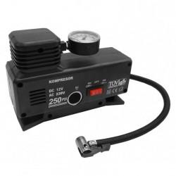 Ηλεκτρική τρόμπα αυτοκινήτου 12V/230V 250PSI DC/AC